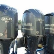 Лодочный мотор Yamaha F350 фото