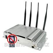 Настенная глушилка сотовых телефонов PHS/GSM/CDMA/3G до 40 метров фото