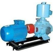 Насос ВВН 1-0,75 насос вакуумный водокольцевой агрегат ВВН давление Атм Бар мПа пар фото