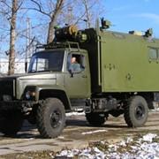 Командно-штабная машина Р-142М фото