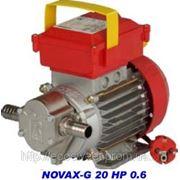Шестеренный насос ROVER NOVAX-G 20-0.6 фото