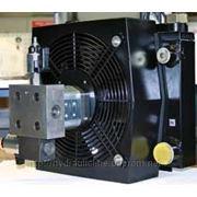 Мобильный шестеренчатый насос высокого давления KRACHT KM1/гидропривод вентилятора фото