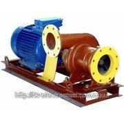 Бензиновая насосная установка УОДН 120-100-65 фото