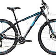 """Велосипед Stinger Reload Pro 29"""" (2020) Черный 22 ростовка фото"""