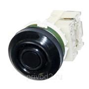 Кнопочный выключатель ВК30-10 (КЕ-081), черный, 1НО+1НЗ, IP54, 10А фото