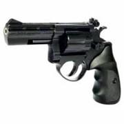 Револьвер ME-38 MAGNUM 4R, черный, пластиковая рукоятка фото