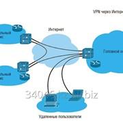 Услуга предоставления территориально-распределенной сети фото