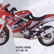 Мотоцикл KINROAD HERO KING XT150-19 road фото