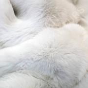 Натуральный мех кролика, опушки фото
