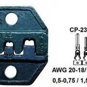 CP-236DC Насадка для обжима CP-371 Pro`skit (0,5 - 4 кв,мм) фото