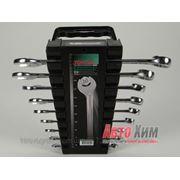 GAAC0901 Набор ключей комбинир. 9 шт. на холдере фото