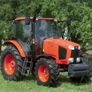 Трактор Kubota M110GX/M135GX фото