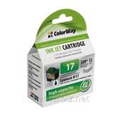 Картридж CW (CW-L17XLB) Lexmark №17XL Black (аналог 10N0217), код 122473 фото
