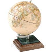 Глобус настольный фото
