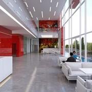 Дизайн интерьеров госпиталей фото