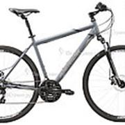 Велосипед Merida Crossway 10-MD (2020) Черный 24 ростовка фото