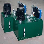 Гидростанции.Маслостанции.Агрегаты насосные. фото