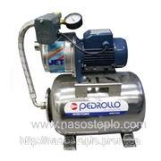 Автоматическая станция для воды Pedrollo JСRm 15 H/M (24л. н/ж) 1,1кВт фото