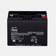 Аккумуляторная батарея Tuncmatik TSK1454 TBS 12V-7AH-5 (для ИПБ, внутренняя) фото