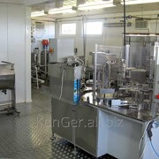 Комплект оборудования для детской молочной кухни, производительность 800 л/сутки фото