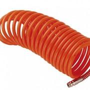Шланг спиральный пневматический фото