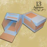 Коробки архивные переплетные коробки для хранения архивов-Друкарня № 13(Типография 13) КП Городская Типография Харьков фото