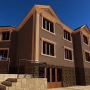 Дизайн фасада с лепниной фото