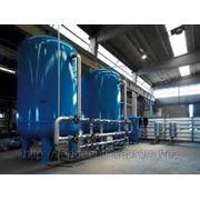 Разработка промышленных систем очистки питьевой воды фото
