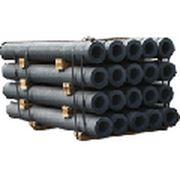 Электроды графитированные для дуговых сталеплавильных рафинировочных ферросплавных и руднотермических печах со склада от производителя фото