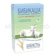 Бибикаша каша овсяная на козьем молоке ( с 5 мес) 200г фото