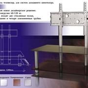 Стойка под телевизор Стекло-Модуль Plasma-40 фото