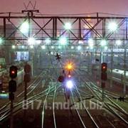 Грузовые железнодорожные перевозки. фото