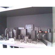 Мелкозернистый изостатический конструкционный графит МПГ-7 фото