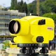 Оптический нивелир Jogger 20/24x фото