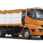 Мусоровоз BMC PRO 522, автомобили коммунальные мусоровозы, коммунальная техника фото