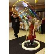 Шоу мыльных пузырей на праздники фото