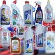 Продукция бытовой химии (чистящие моющие средства мыло) фото