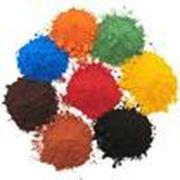 Пигменты (красители для бетона т/плитки ЛКМ) фото