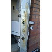 Ремонт дверей, устранение перекоса фото