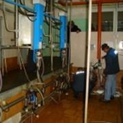 Монтаж и ремонт доильного и холодильного оборудования фото