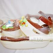 Купальный набор для новорожденных № 70 фото