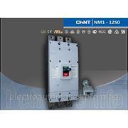 Автоматический выключатель NM1-1250H 800А фото