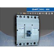 Автоматический выключатель NM1-800H 800А фото