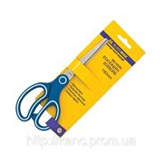 Ножницы, руч. с резин. вставками, 190 мм, Buromax фото