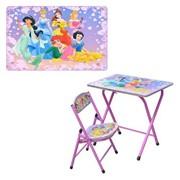 Стол со стулом Принцессы фото