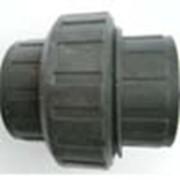 PVC муфта разъемная ф50 фото