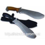 Нож «Елань» (гражданский) рукоять пластик фото