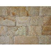 Фасадный камень.Сланец фото