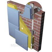 Вентилируемые фасады из алюминиевых композитных панелей фото