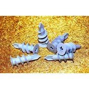 Дюбель дрива (driva) со сверлом - ISO 9001 фото